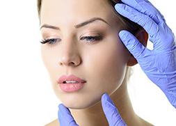 Rejuvenecimiento facial - ácido hialurónico